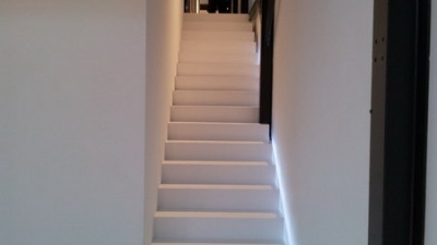 Escalier en corian