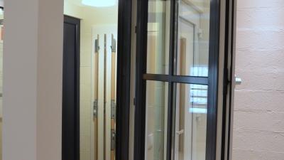 Fenêtres en PVC-alu