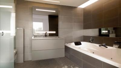 aménagement intérieur de salles de bain au luxembourg - Meuble Salle De Bain Luxembourg