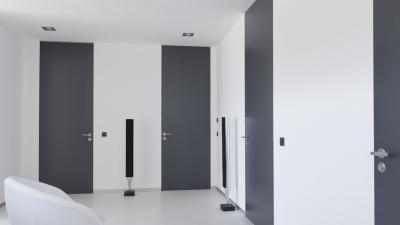 portes int rieures en bois simples ou vitr es au luxembourg. Black Bedroom Furniture Sets. Home Design Ideas