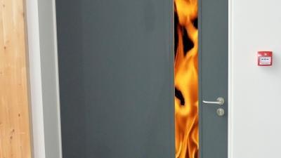 Portes coupe-feu