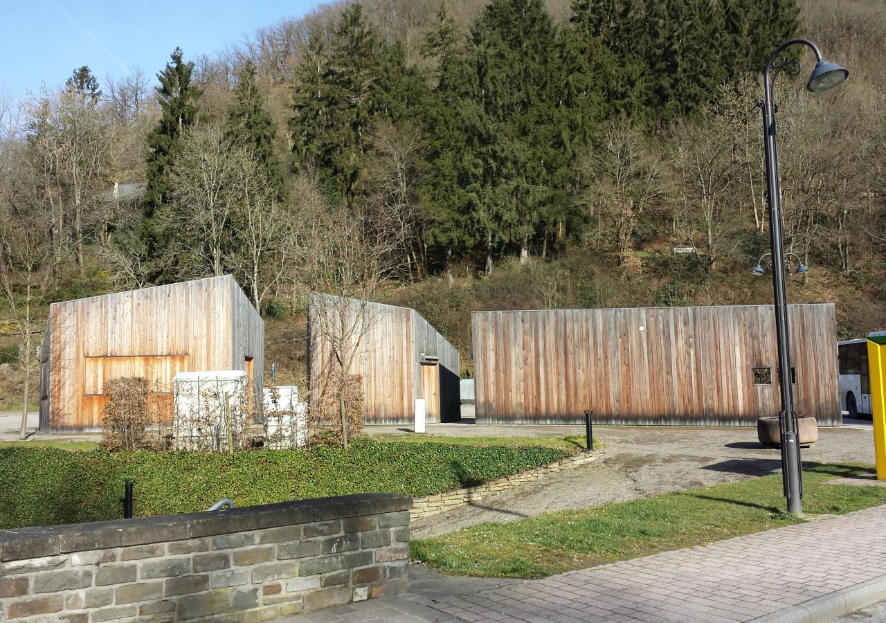 R alisation de petites maisons en bois menuiserie weber - Petites maisons en bois ...