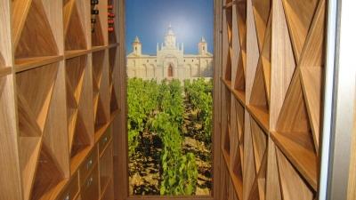 Réalisation d'une cave à vin